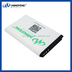 lithium polymer smart phone use BL-5C guarantee best price battery for nokia 1110