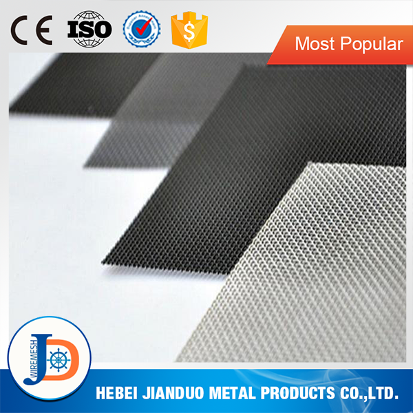 china factory anti-theft stainless steel security window screen mesh with free samples