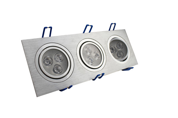 High quality COB dimmable led downlight 40W 90mm with best price 2600K 2700K 2800K