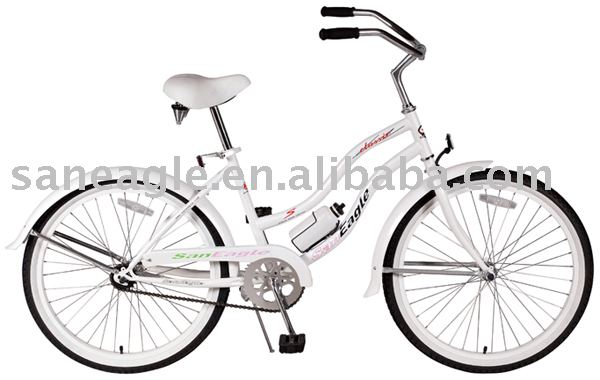 24 beach cruiser bike