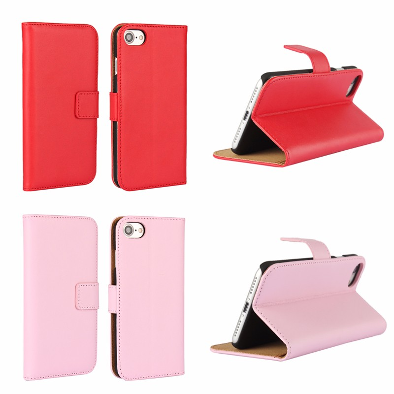 ICoverCase Mobile Phone Cover 대 한 iPhone 4 4 S 5C 5 S SE 6 6 S 7 8 Plus X XS XR XS Max 가죽 지갑 Case