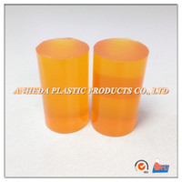 Golden Yellow Color Polyether PU Rod