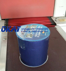 Malaysia Blue Color surface self adhesive bitumen waterproof tape flashing tape