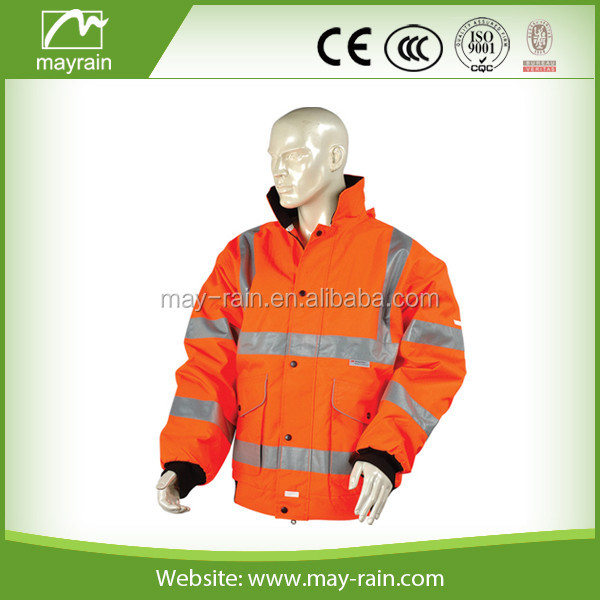 Reflective Tape Safety Life Jackets For Adult