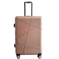 2017 China factory Travel Trolley ABS+PC Luggage suitcase