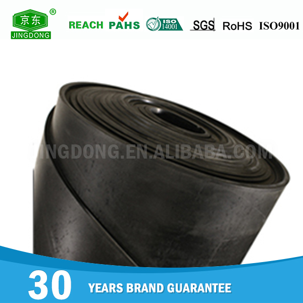 High Tensile Strength natural rubber sheeting