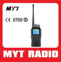 DP-208 dpmr digital uhf radio or vhf FDMA IP54 support SMS Private call group call and all call