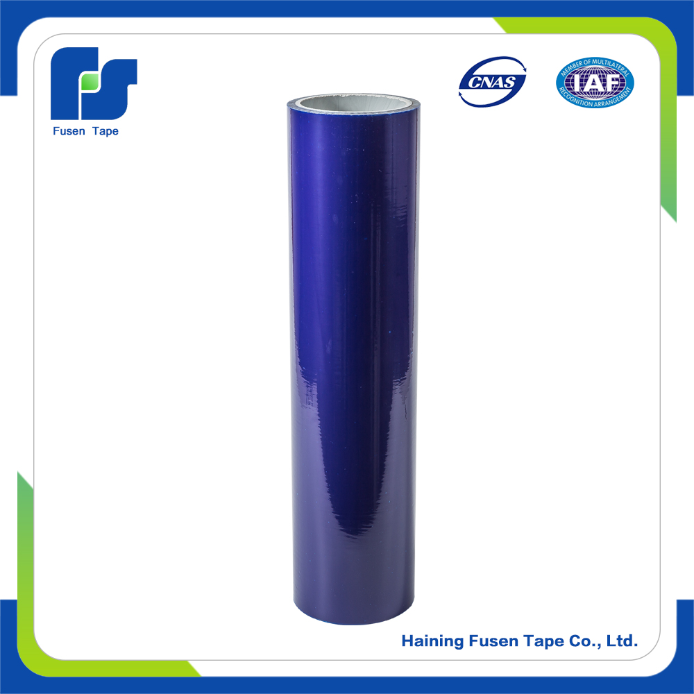 2017 pe protective packing film transparent tape used in surface protection
