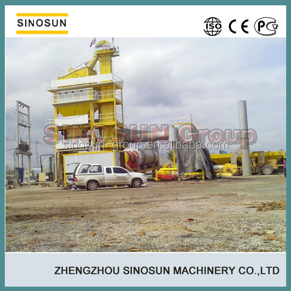 Asphalt Mixing Plant Machinery
