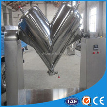 Hot sale! Professional stainless steel automatic V-shaped powder blending machine / V type mixer