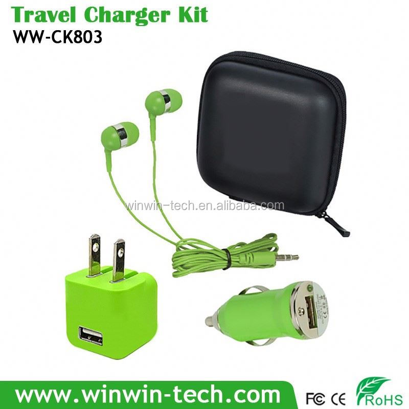 Charger Combo Kits Supply Universal Plug For IKEA