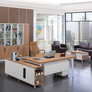 Furniture executive office desk table for boss
