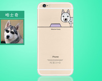 Cartoon Dog For iPhone 5s, for iPhone 5 case, for iPhone 5s TPU covers