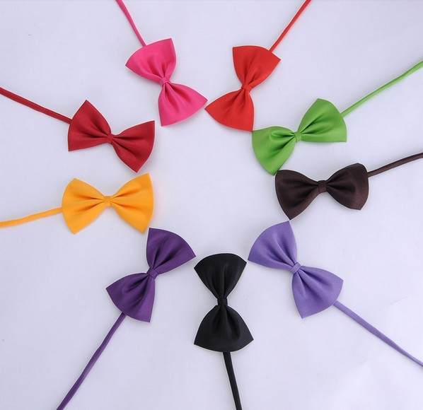 Good Suitable Adjustable Cloth Apparel Accessories Dog and Cat Pet Pet Bow Pet Scarf Pet Tie Bowtie Necktie Collar