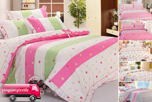 printed cotton fabric for bed sheet, matress cover