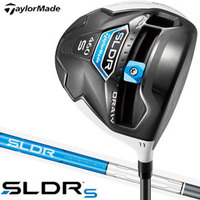 Taylor Made golf SLDR S driver, TM1-414 carbon shaft specifications Japanese