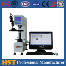 HBRV-187.5 Computer Display Brinell Rockwell Vickers Hardness Tester / Universal Hardness Test Machine