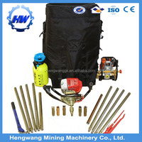 High Performance Diamond Core Drilling Rig HW-20
