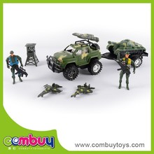 Hot sale police set toys military toys play set for boy