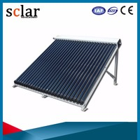 Attractive Design Collector 300 Liter Swiming Pool Solar Hot Water Heater System