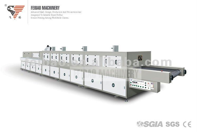 Tranfer UV & IR Combined Tunnel Automatic Dryer