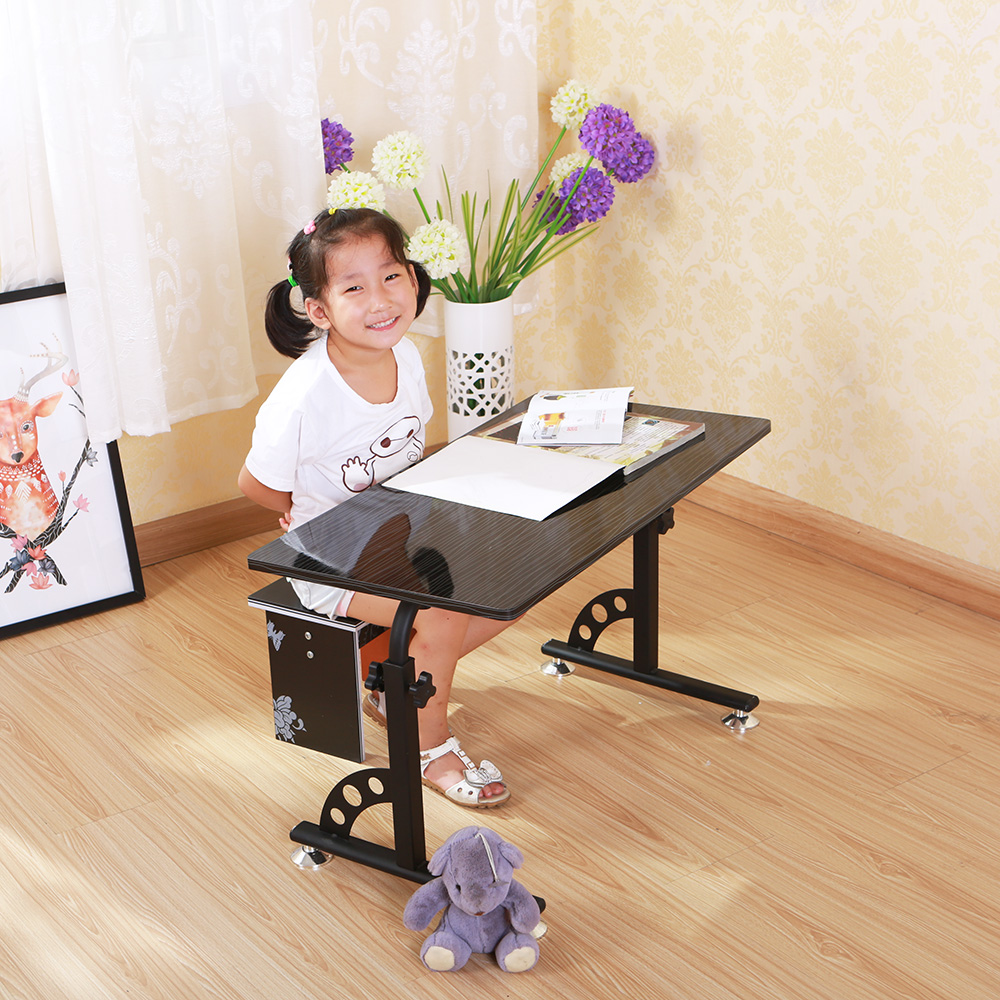 height adjustable baby nest kids study table