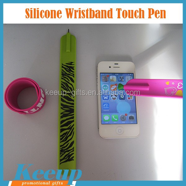 Mobile Phone Accessories Mini Stylus Pen Bracelet for Smartphone