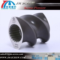 Plastic Granulator Parallel Twin Screw Segment