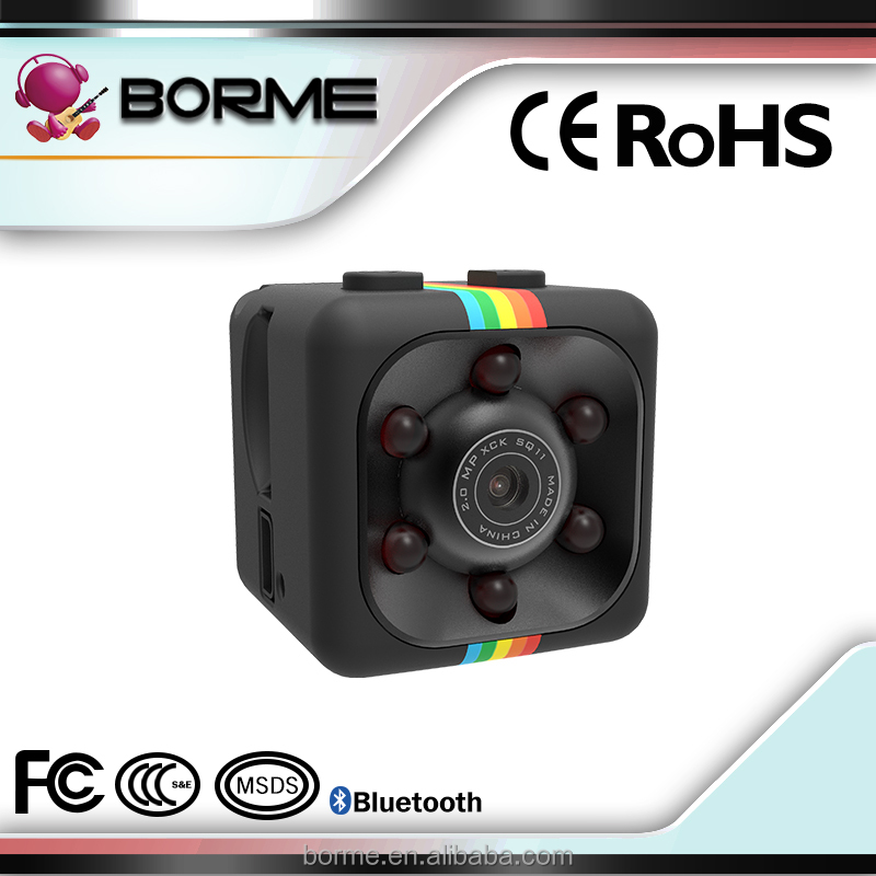 "2""TFT LCD Sports Hd Mini Dv 1080p Manual 30M-Meter Waterproof 4k Action Camera"