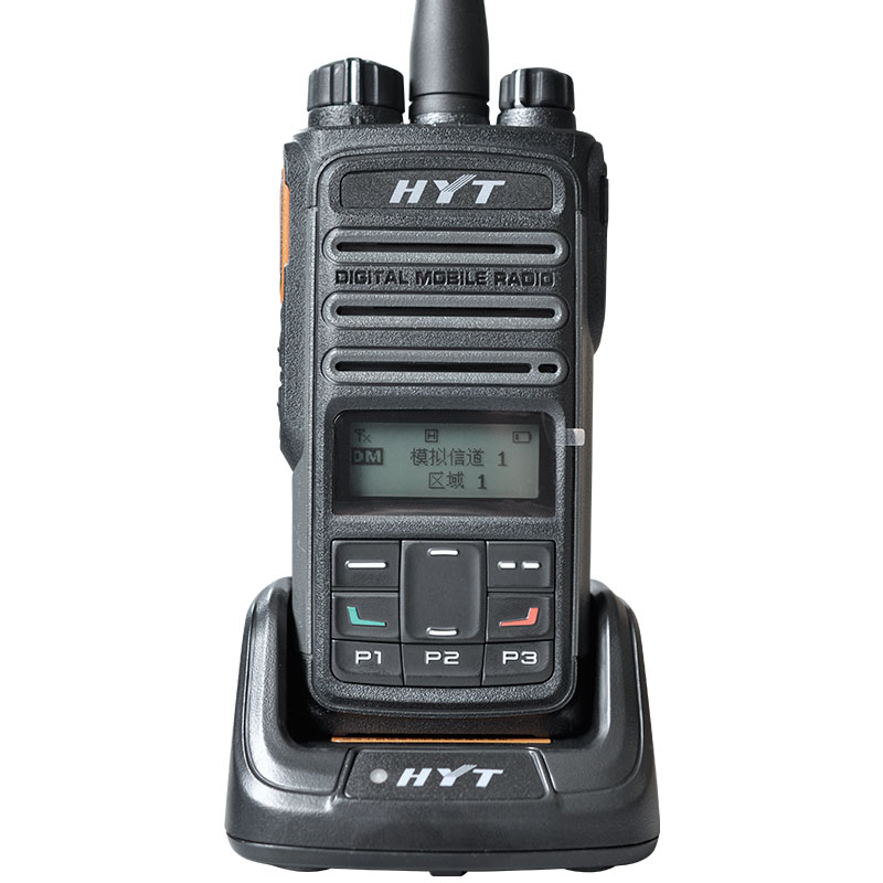 Fashion TD560 Radio Hytera Vhf Walkie Talkie Digital Security Guard Equipment Two Way Radio