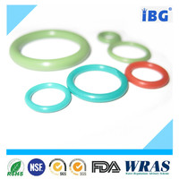 Mini small colorful rubber silicone o ring, all kinds of rubber o ring