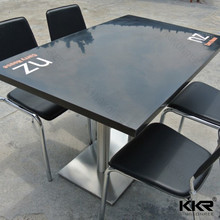 pure white kfc furniture dining table designs in india