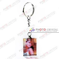crystal keychain/crystal glass/gift/occasion/crystal block/promotion/advertising/holiday