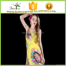 women swimwear chiffon bikini cover up bathing suit beach dress