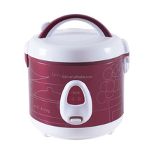 Oval shape panel 1 litre electric rice cooker