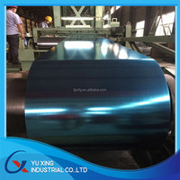 0.7 mm thick aluminum zinc roofing sheet pre painted galvanized steel coil 18 gauge galvanized sheet