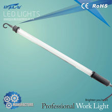 outdoor waterproof marine portable hand held led fluorescent work light with hook