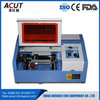 New Model Desktop Mini Laser Stamp Making Machine