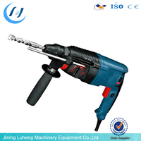 Handheld jack hammer/rock drill for breaking