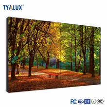 Beautiful Image indoor Seamless Floor Standing 55 Inch Video Wall