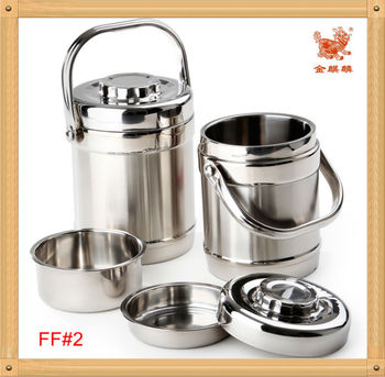 lunch heat preservation storage vacuum container for food with low price
