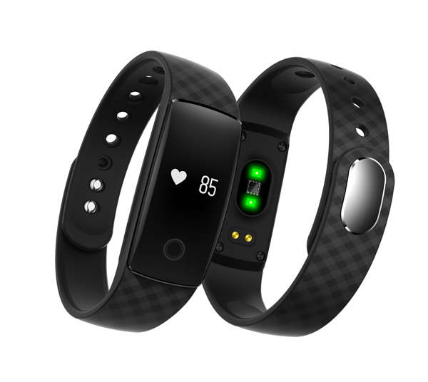 Low price heart rate bluetooth healthcare bands medical devices