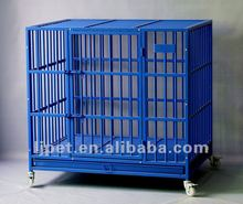 PTD Series,blue pink, The iron square tube dog cage manufacturers wholesale