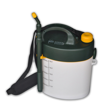 5liter extendable lance fertilizer and herbicide backpack battery sprayer
