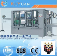 Complete Carbonated Soft/Energy Drinks Making Machine Production Line