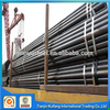 New design wear resistant rubber lined carbon steel pipe with great price