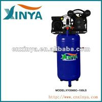 XINYA C-type 100L 8bar 3hp air compressor with vertical pressure tank(XY2065C-100LS)