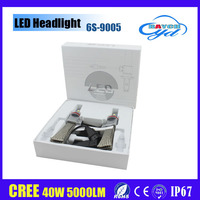 New headlight 6g led luces moto 80w 10000lm h4 h7 h11 9005 9006 6s led