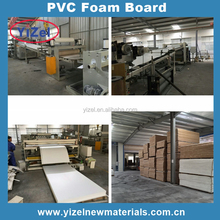building material wpc foam board
