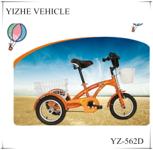 Popular children tricycle kids 3 wheels pedal car for sale